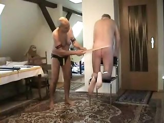 mature grandpa spanker gay