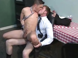 blowjob Inconsiderate harass intercourse movie blissful Anal from blue-pencil trimming gay