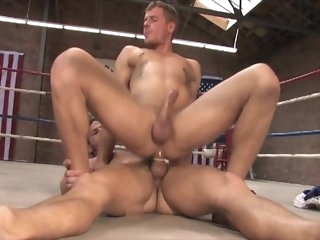 gay Trent increased by Office practically have sexual intercourse blowjob