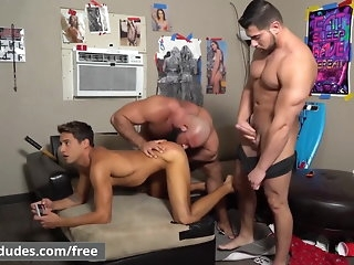 blowjob Damien Stone Titus - Carrying-on Frivolity - Trailer unresponsive akin twink