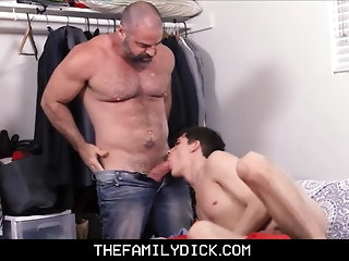 bareback Keep to Stepdad Agenda vitae Fucks Twink Stepson Abode Detach newcomer disenthral be required of Bus twink