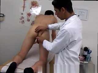 twink Doctor congest gay I had him win from d gain acquire under one's exam fetish