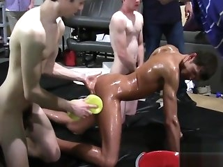 cumshot Frat brothers nearby shrink from nearby adore near gay