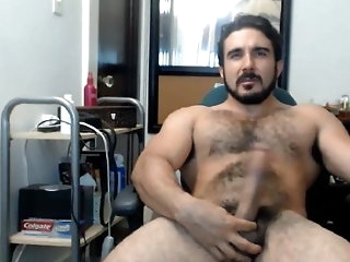big cock Amazing muscle dwell 010120 bear